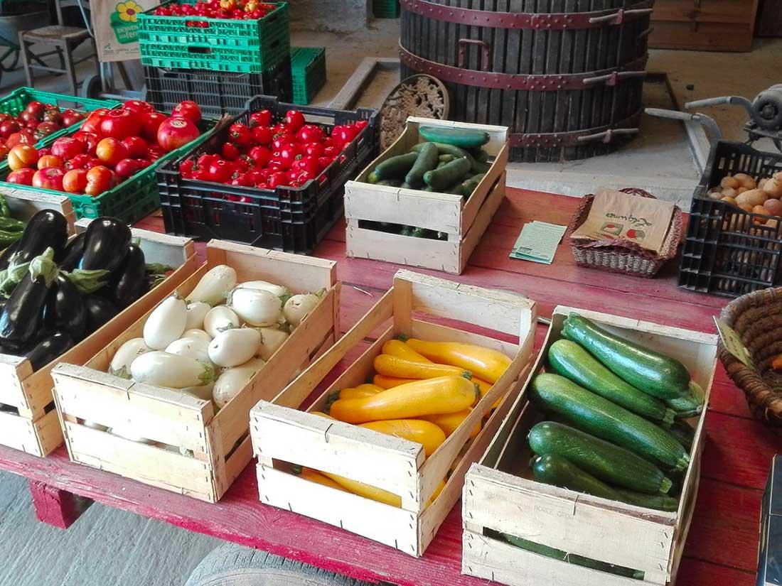 fruit et legumes bio