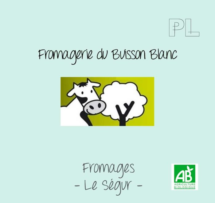 fromagerie buisson blanc